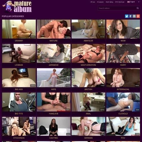 mature album porn