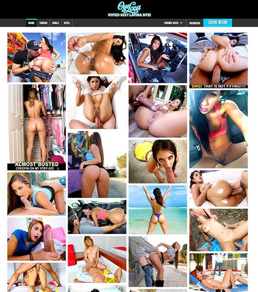 Best Latina Porn Site